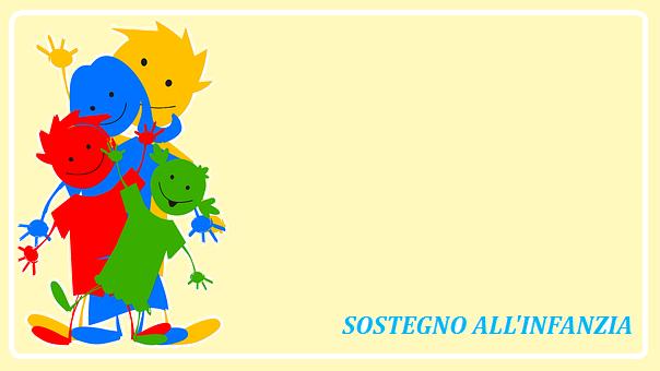 sostegno all'infanzia